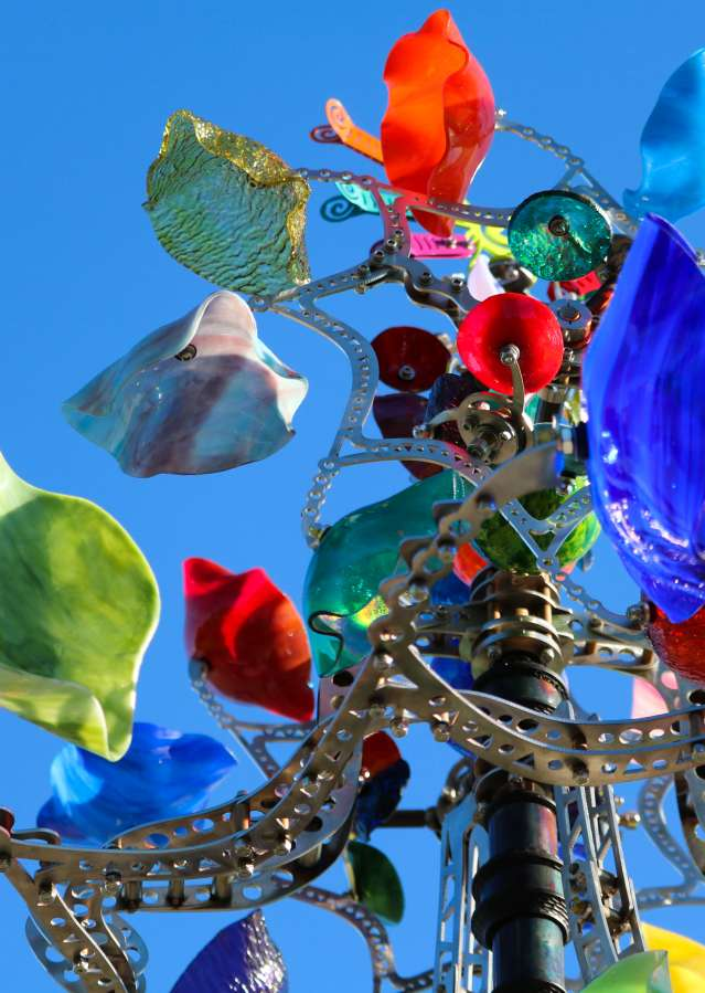 Art at Juanita Beach
