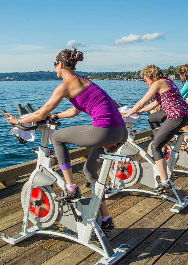 Fitness off the beaten path