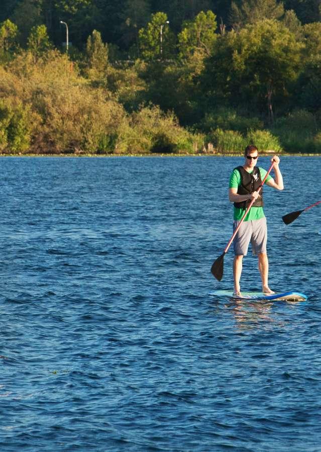 Kayaking & Paddling