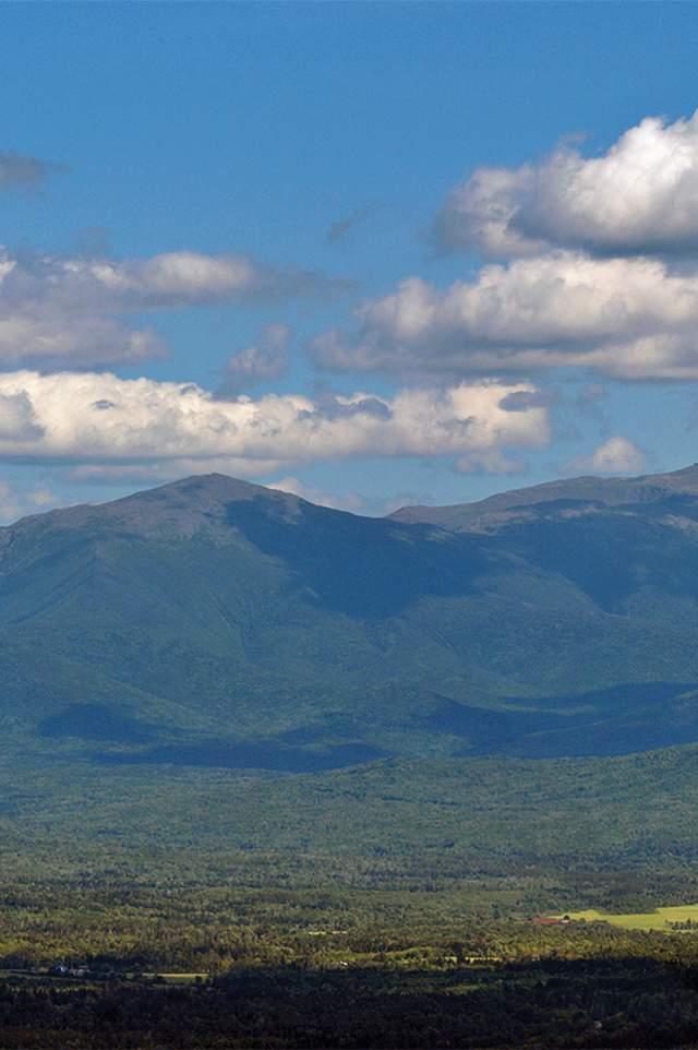 Presidential Mountain Range