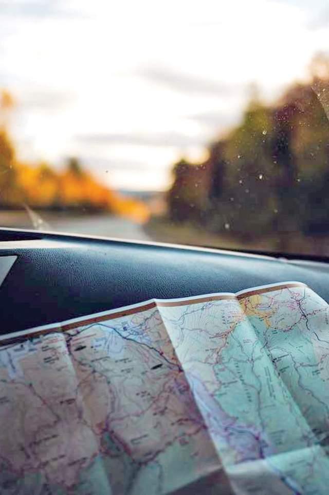 White Mountains Roadtrip