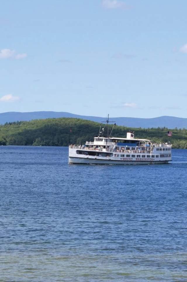 MS Mount Washington Cruises