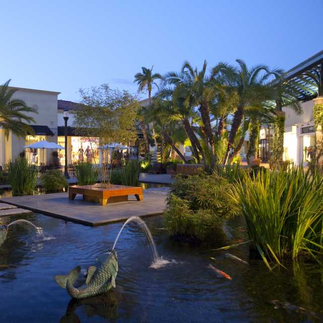 Fashion Island of Irvine