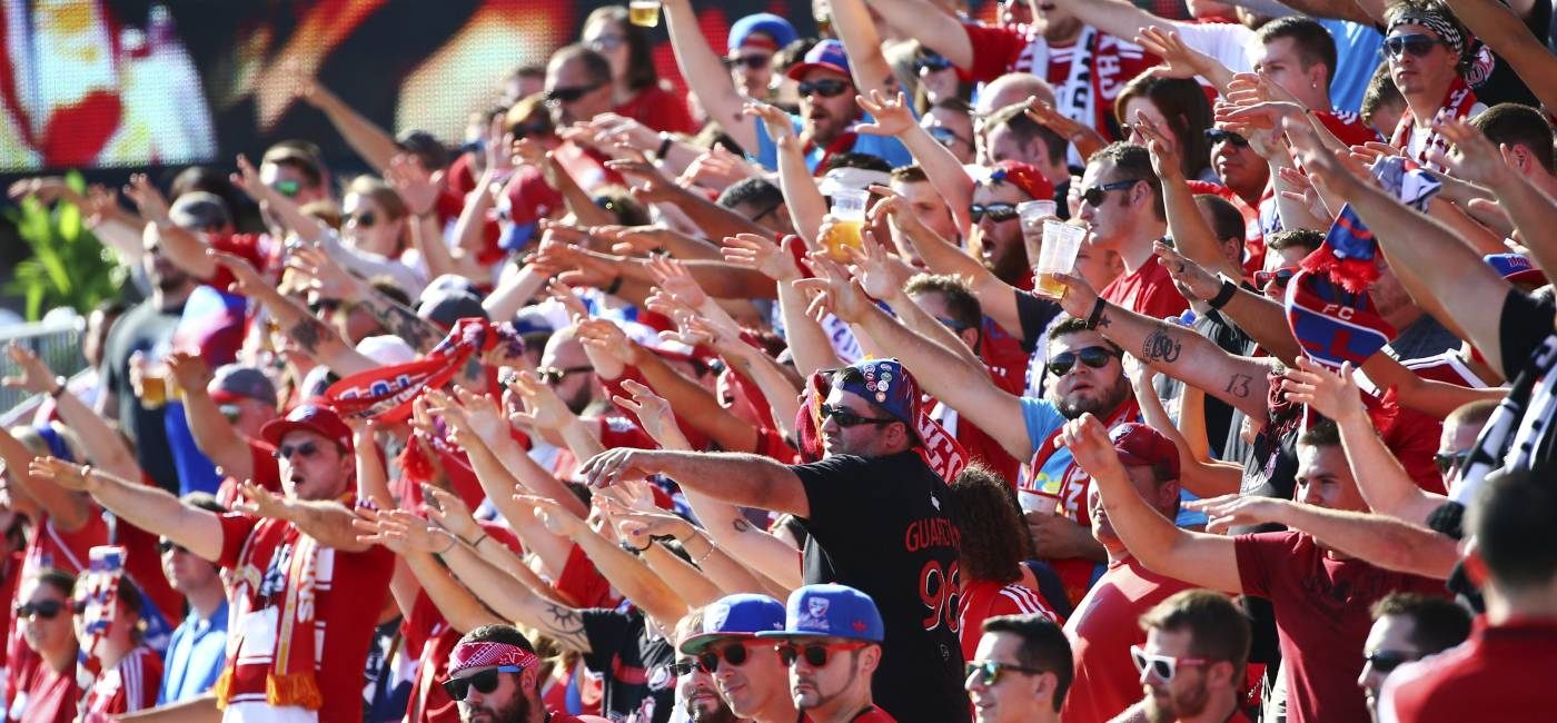Header: Sports City, U.S.A.