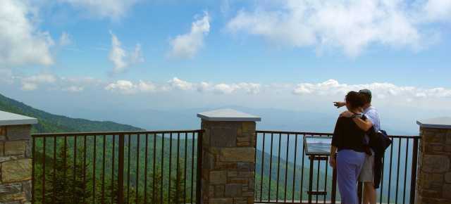 Picnic Story: Mount Mitchell