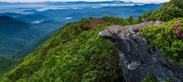 Asheville Mountain Vista