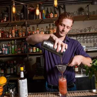 Rhubarb Bartender