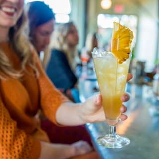 Beyond Beer Story: Cocktail at Sovereign Remedies