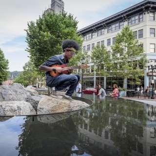 Asheville Music Scene