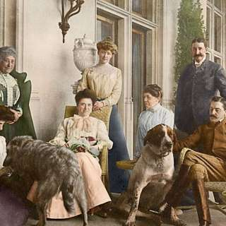 Vanderbilt Family During the Gilded Age