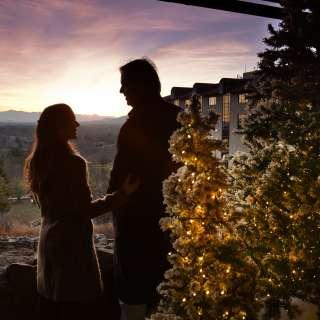 Omni Grove Park Sunset Terrace Holidays