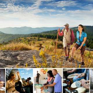50 Things to Do in Asheville, N.C. - Hiking, Dining, Music, Art and Outdoors