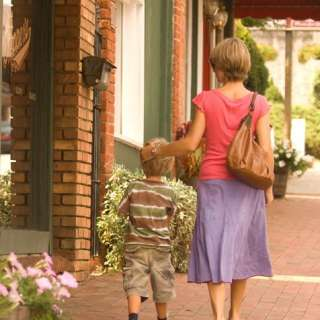 Celebrate Mother's Day in Asheville