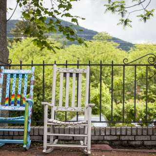 Black Mountain Rocking Chairs