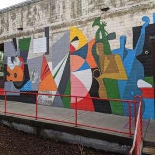 Cubist Parade