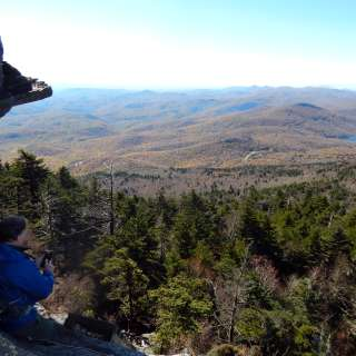 Grandfather Mountain Trail
