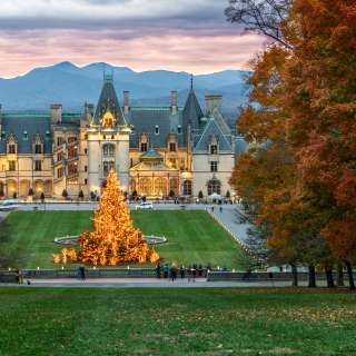 Christmas at Biltmore 2018 Falliday