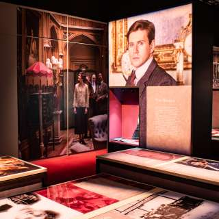 Downton Abbey: The Exhibition at Biltmore in Asheville, NC