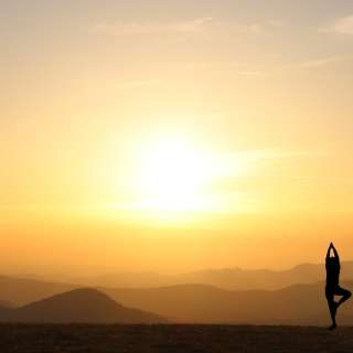 NamasteInNature_MaxPatch_SunsetFullMoonYogaHikingTour_Credit Namaste in Nature