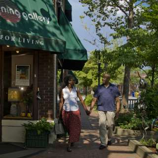 Shopping in Biltmore Village