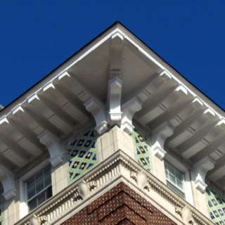 The Battery Park Hotel - 1920s Architecture
