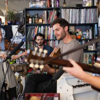 River Whyless - NPR Music Tiny Desk Concert