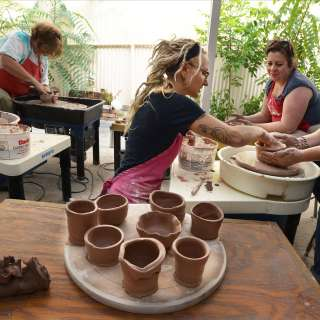 Pottery 48 Hr FAM June 2014
