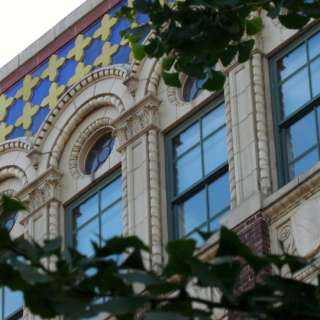 The Public Service Building - 1920s Architecture