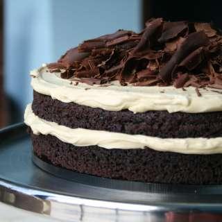 French Broad Chocolate Lounge Stout Cake