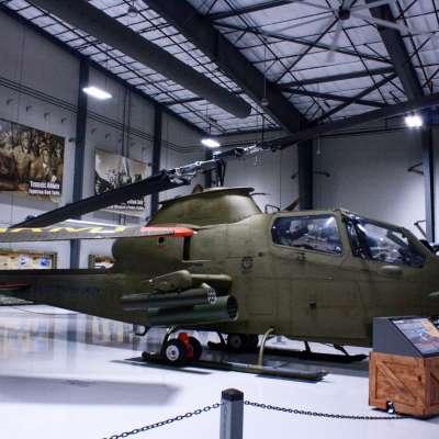 Yo Mariana - Lone Star Flight Museum