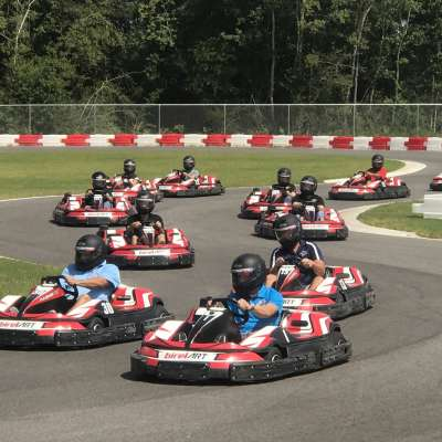 Go Karts at SpeedSportz