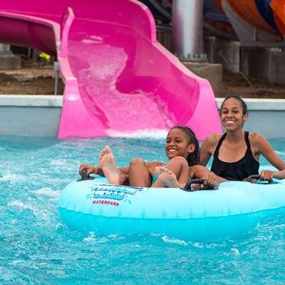 Typhoon Texas - summer of fun pass