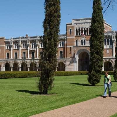 Rice University (walking tour)
