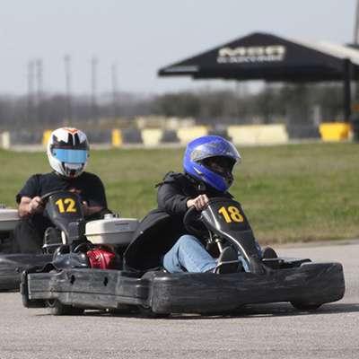 Go Karting in Houston