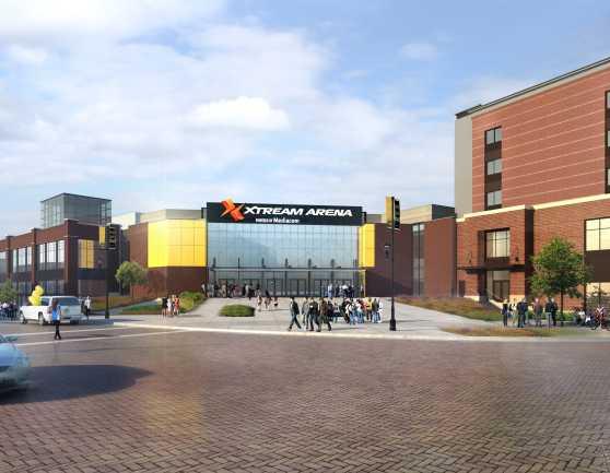 Xtream Arena Rendering