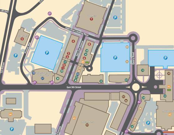 IRL Map