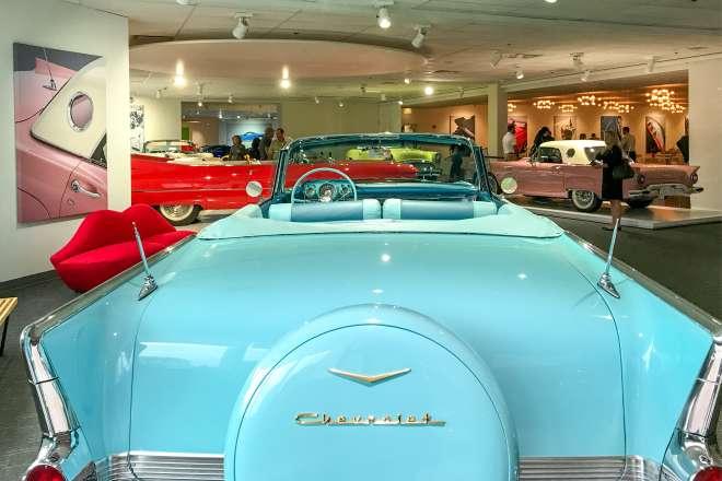 Newport Car Museum Corporate Event