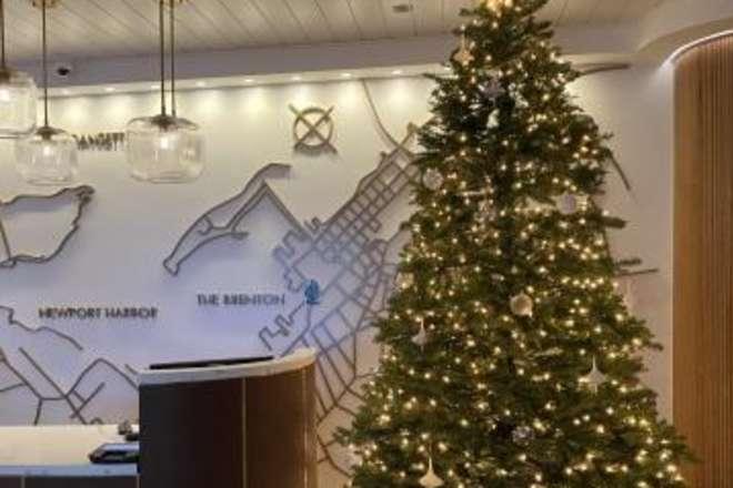 Brenton Christmas Tree