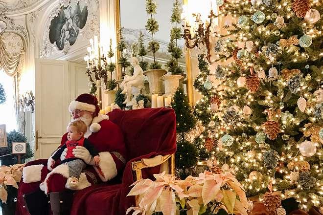 Elms Christmas Santa