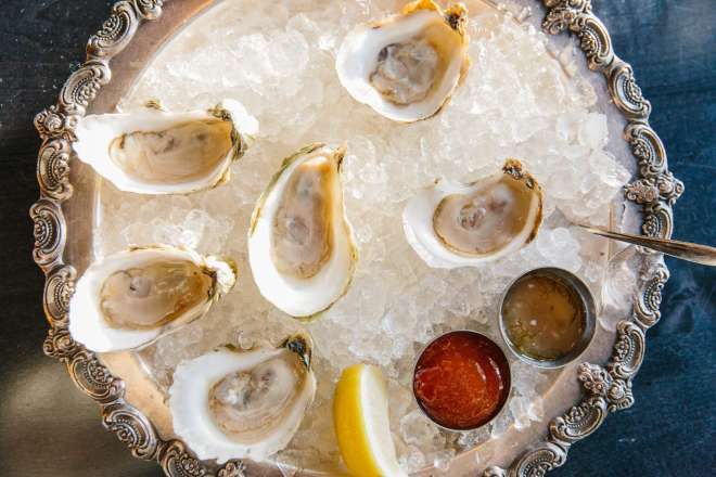 Bywater Oysters