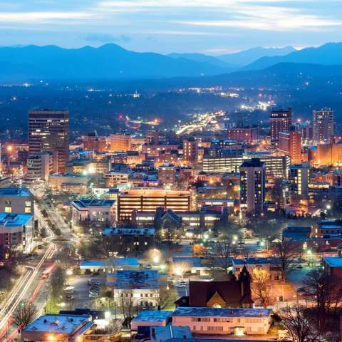 About Asheville