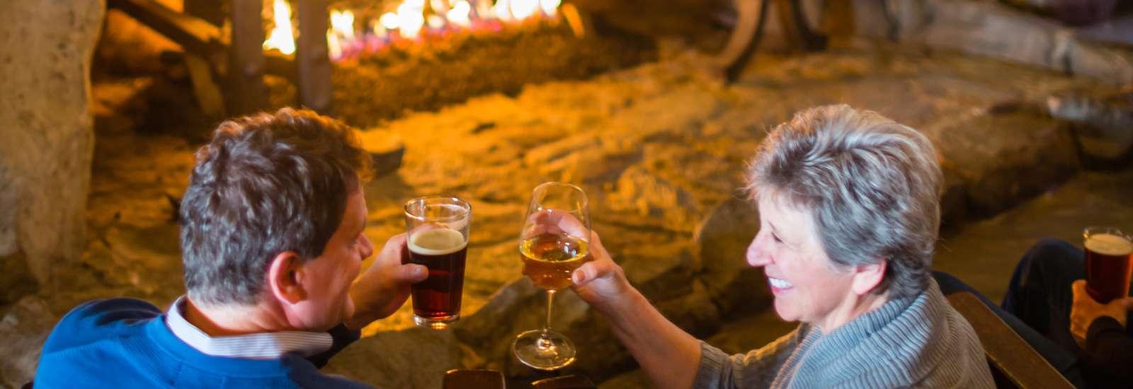 Omni Grove Park Inn Fireplace