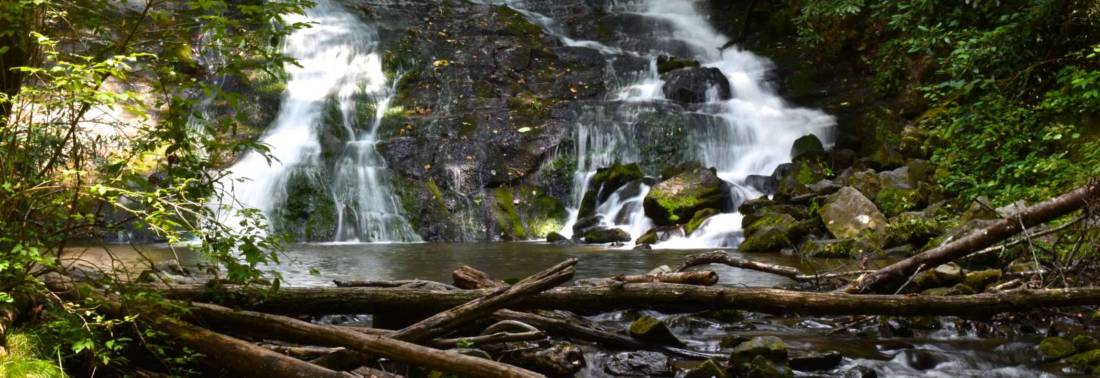 Indian Creek Falls - GSMNP