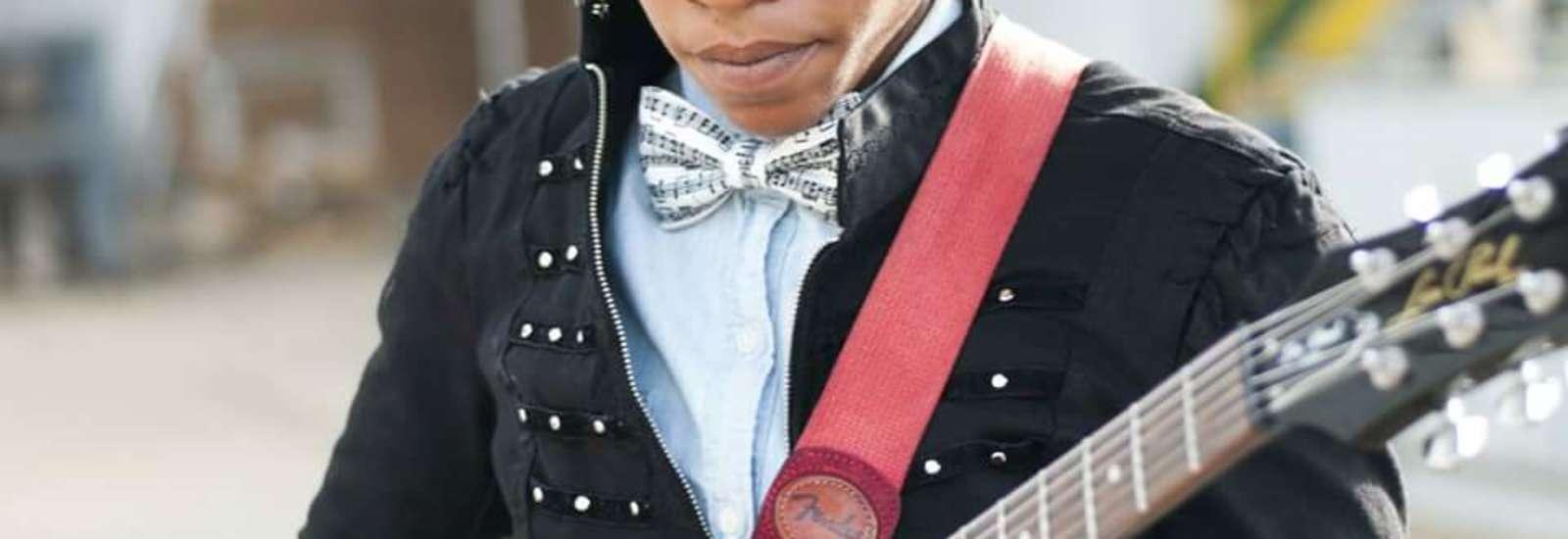 Asheville-born funk & soul musician Lyric