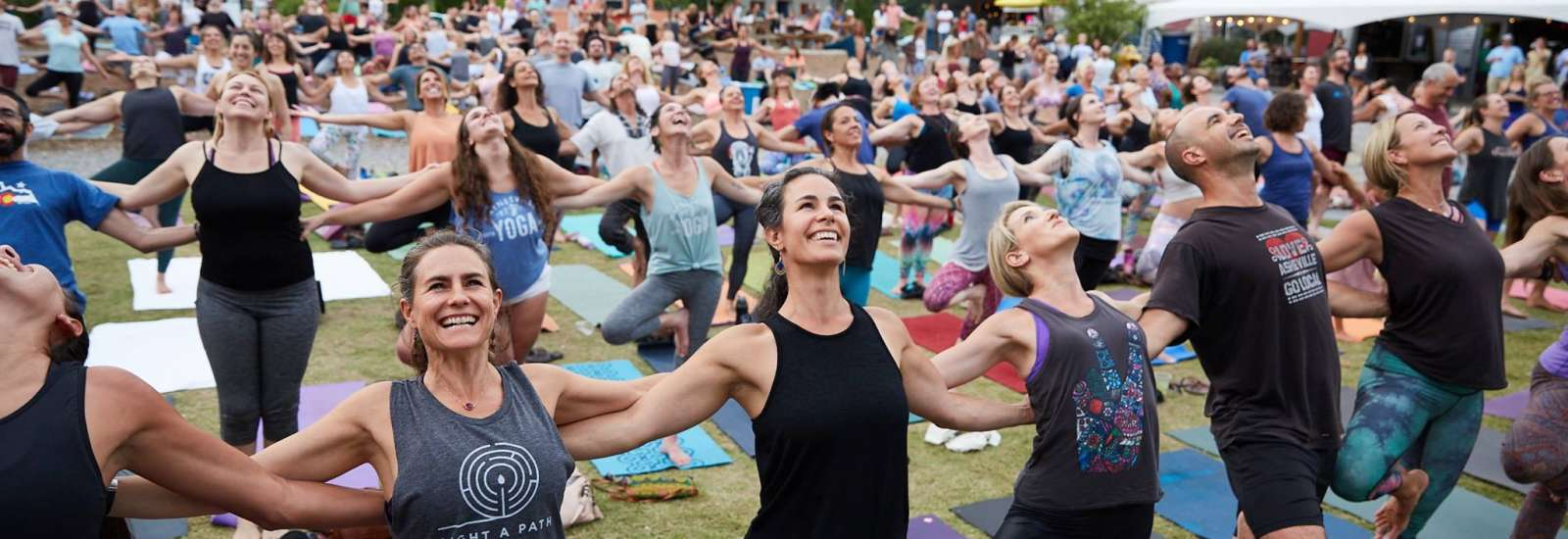 Outdoor Yoga Festival