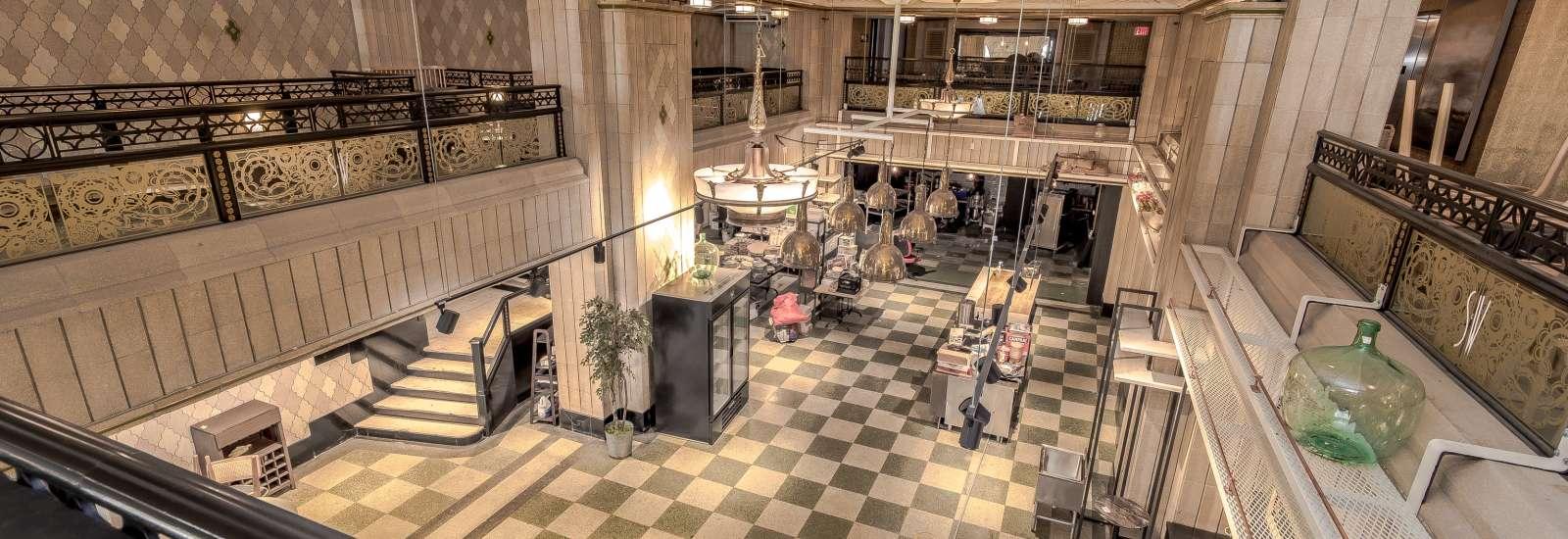 S&W Building Interior