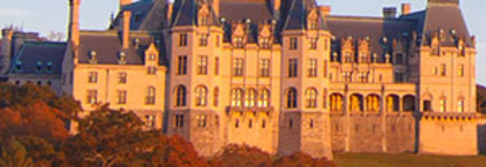 Biltmore in Fall