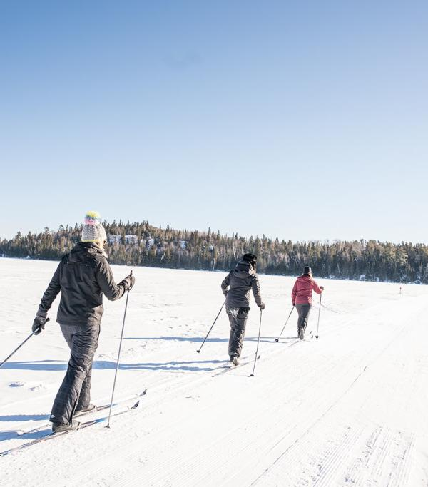No mountains, no problem: cross-country skiing in Manitoba
