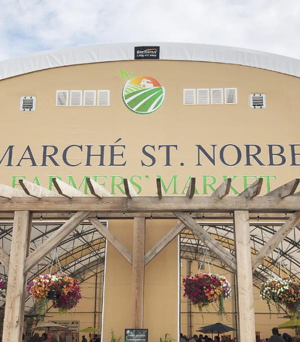 6 local goodies to shop at the St. Norbert Farmers' Market