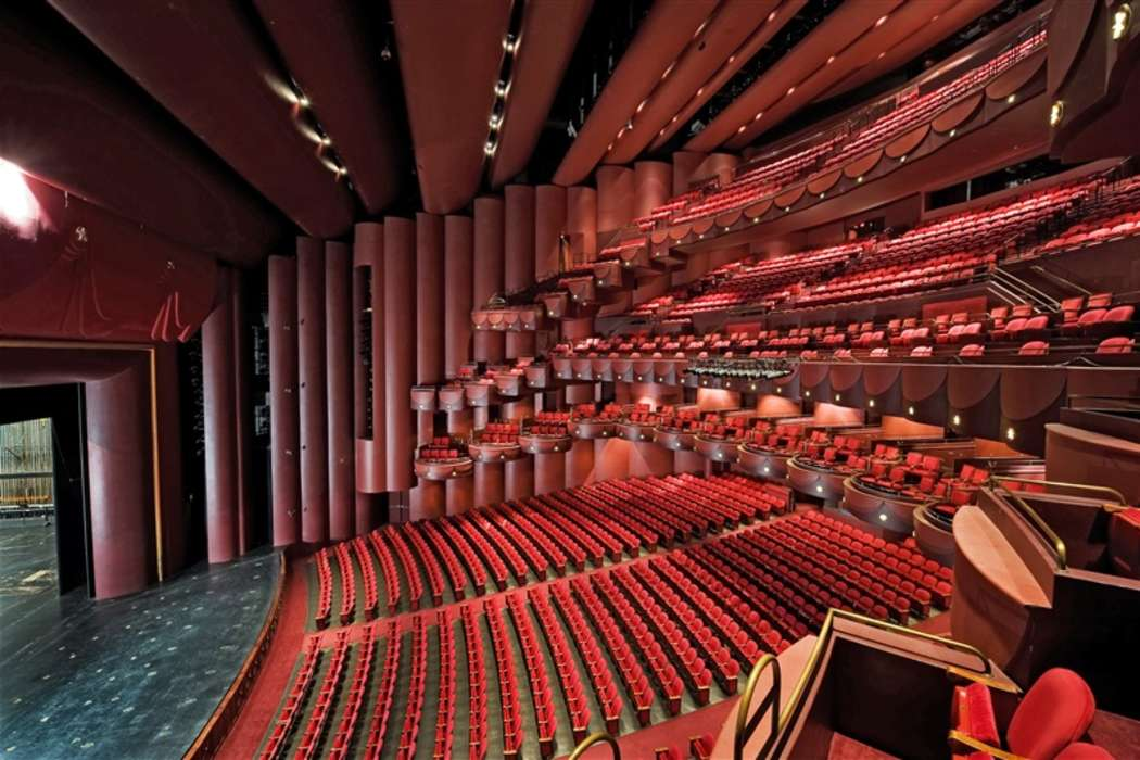 Brown Theater Wortham